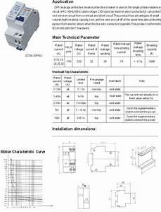Dpnl Earth Leakage Circuit Breaker