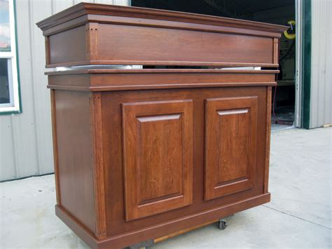 custom wood products handcrafted cabinets image gallery aquarium cabinets