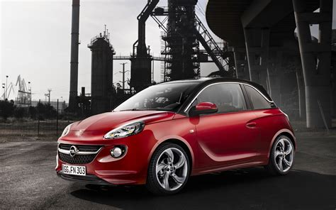 2013 Opel Adam Wallpaper