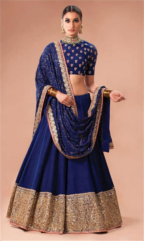 silver chandelier 15 trendy engagement lehengas to go for this season