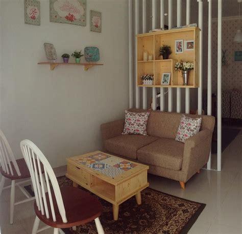 ruang tamu kecil bergaya klasik vintage ide ruang