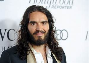 Russell Brand to become a father: Laura Gallacher tamed ...  Russell