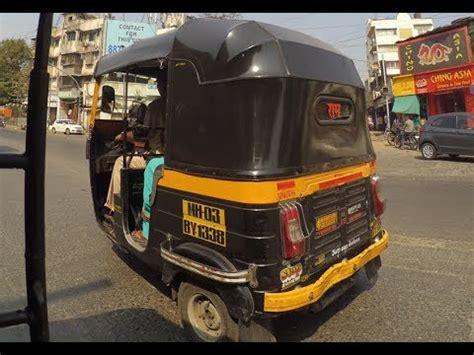 mumbai auto rickshaw youtube