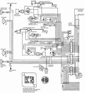 1950 Willys Jeepster Wiring Diagram