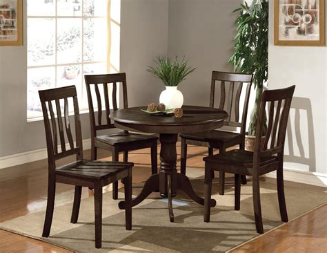 pc dinette kitchen set   table   wood seat
