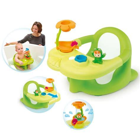 siege de bain smoby siège de bain cotoons vert jeux et jouets smoby