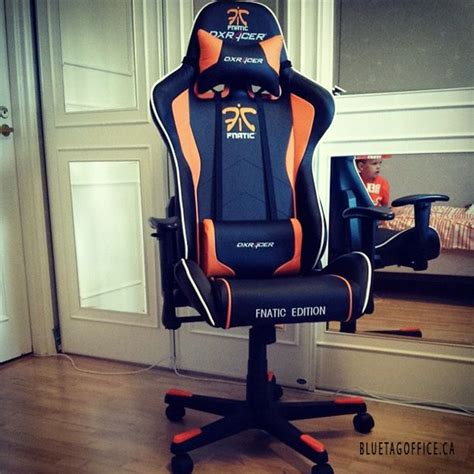 dxracer gaming chair cheap new chair fnatic dxracer gaming esport orange