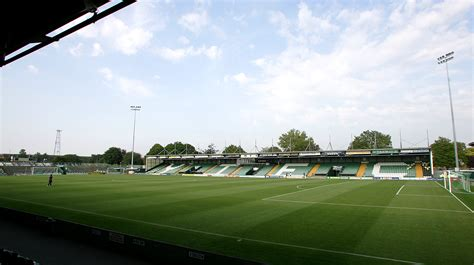 yeovil town  hold consultation  stadium plans west country itv news