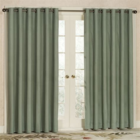 weathermate wide width curtain pair 160 x 84 touch of class