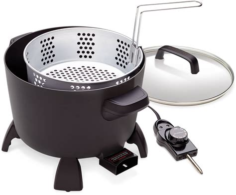 Presto Kitchen Kettle Multi Cooker Reviews by Presto Kitchen Kettle Multi Cooker Steamer Walmart