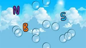 amazoncom abc kids alphabet bubble pop appstore for android With letter bubble pop