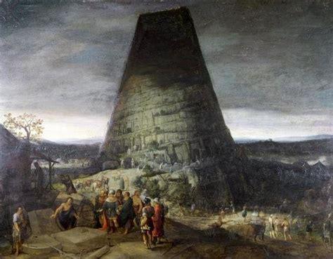 pieter bruegel  younger tower  babel art print global gallery