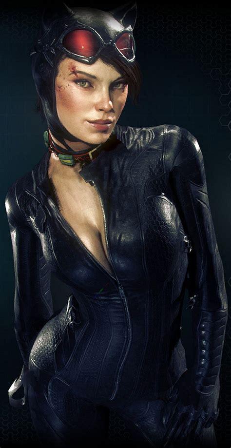 Catwoman Arkham Wiki Fandom Powered By Wikia