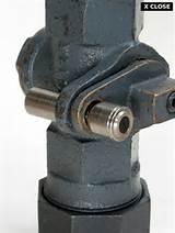 Gas Meter Lock On Gas Meter