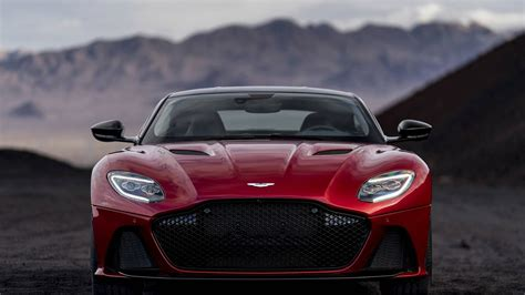 aston martin front new aston martin dbs superleggera replaces vanquish s as