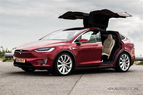 Tesla Model X Rijtest En Video Autoblognl