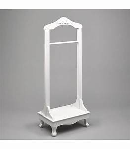 Portant Vetement En Bois : portant v tements chambre enfant bois blanc ~ Teatrodelosmanantiales.com Idées de Décoration