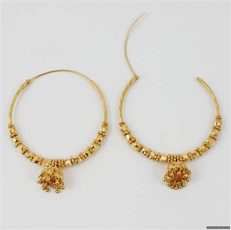 22ct Indian Gold Hoop Earrings  £95931  Earrings. 14k Bracelet. Red Gold Earrings. Long Lockets. Contour Wedding Rings. Large Diamond Rings. Personalised Rings. Fox Pendant. Marquise Necklace