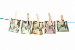 Une Corde De Bois : billets d 39 un dollar s chant sur une corde images stock ~ Melissatoandfro.com Idées de Décoration