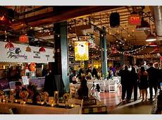 Reading Terminal Market Wedding Venue in Philadelphia