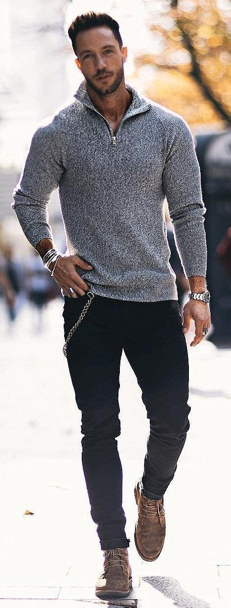 mens spring casual outfits combination vintagetopia