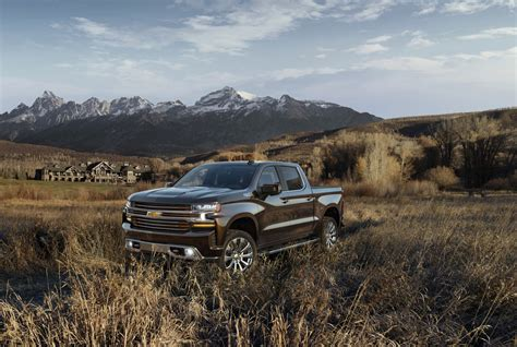 2019 Silverado Pictures Chevy's New Truck In Detail Gm