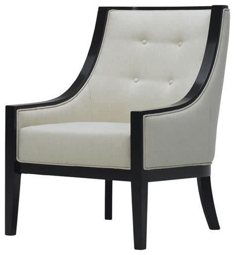 Stanley Accent Chair  Contemporary  Armchairs And Accent