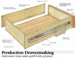 woodworking plans box joints