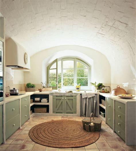 cuisine kaki 1001 designs et conseils pour la cuisine rustique parfaite