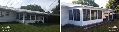 sunrooms florida gallery studio sunroom before after gallery lifestyle