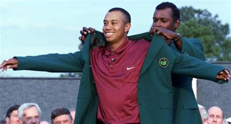 Tiger at 40 His greatest achievements
