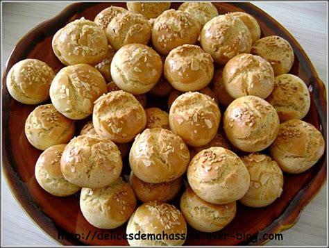 ghribiyas à la vanille délicieuses pâtisseries recette
