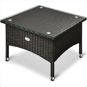 With the feature of folding, this rattan coffee table is portable and convenient to storage when do not using. Rattan Coffee Table Garden Wicker Furniture Balcony Patio Black Table Glass Top | eBay
