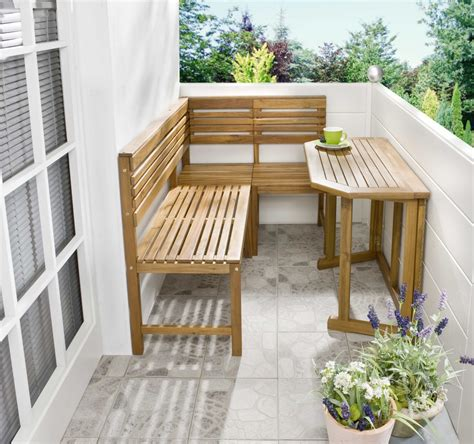Balkonmöbel Für Kleine Balkone