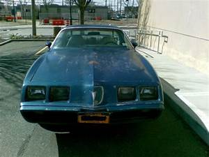 1979 Pontiac Firebird Factory 4