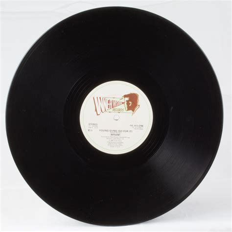 wham young guns go for it wham young guns go for it music vinyl record 12 inch