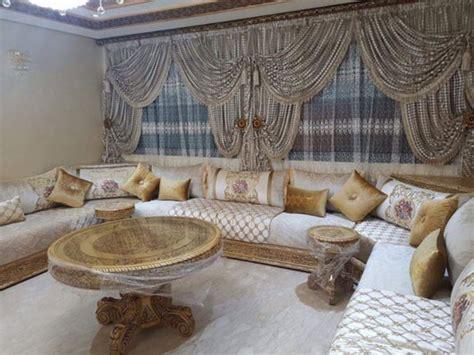 salon marocain moderne casablanca