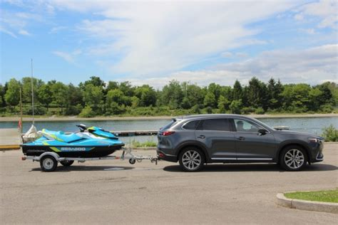 2016 Mazda Cx9 Longterm Test Update Towing Trailers