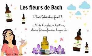 Fleur de bach nuit paisible bebe ouistitipop for Chambre bébé design avec preparation fleurs de bach