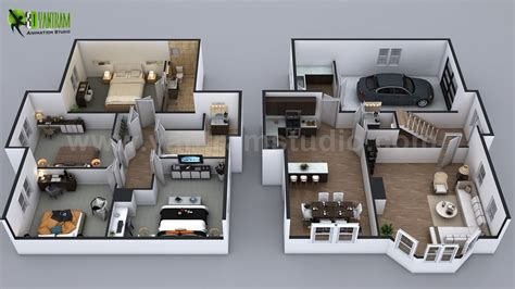 Modern Small House Design With Floor Plan Ideas By Yantram