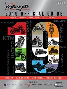 2019 Calgary Motorcycle Show - Official Show Guide - Free Digital Flipbook - Inside Motorcycles ...