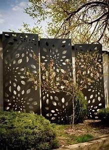 Decoration Murale Exterieur Provencale : prot ger son balcon du vis vis id es ~ Nature-et-papiers.com Idées de Décoration