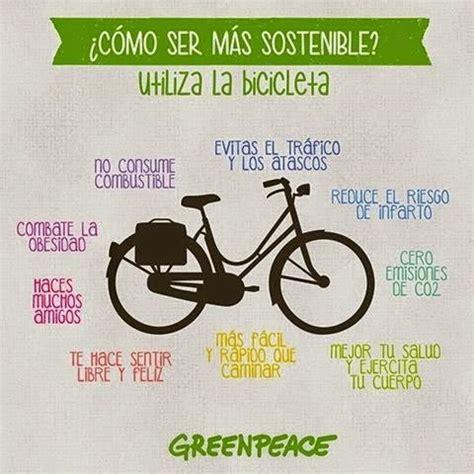 Hoy se celebra a nivel mundial el día de la bicicleta. Recursos para la Educación Ambiental: Día Mundial de la Bicicleta - 19 de abril