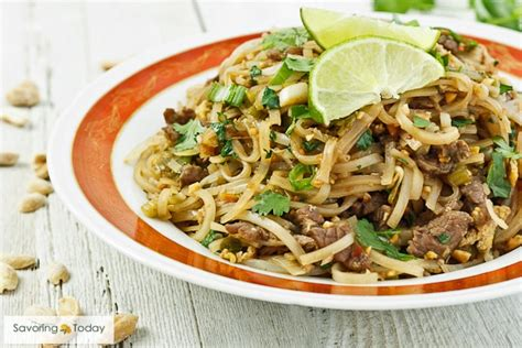 Red Boat Fish Sauce Vs Thai Kitchen by Excellent Beef Pad Thai Recipe Red Boat Fish Sauce