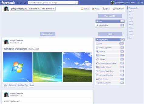 Πώς μπορεί το Facebook Timeline να γίνει καλύτερο; Δες το
