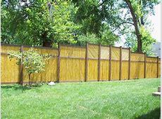 Best Decoration Long Garden Bamboo Fence Decoseecom