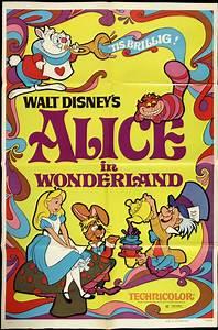 "Lot Detail - 1974 Alice in Wonderland 1-Sheet (27""x41 ..."
