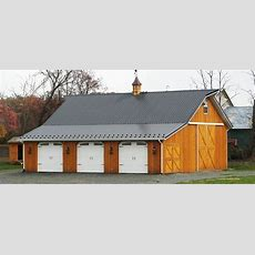 Pole Barns & Pole Buildings By Conestoga Buildings