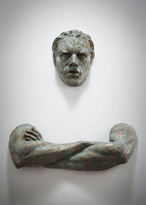 matteo pugliese kaufen ontsnapte bronzen beelden eyespired