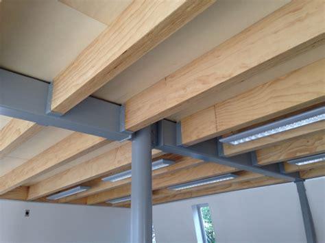deck joist hangers nz i built 90 lvl an attractive option for exposed joists